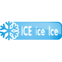 ice button noel