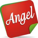angel note noel