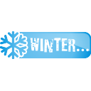 winter button noel