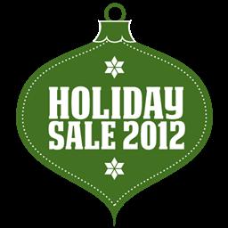 holiday sale 2012 noel