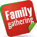 family gathering note noel