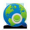 search globe search