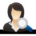 search businesswoman search