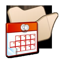 folder beige scheduled tasks scheduled