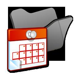 folder black scheduled tasks scheduled