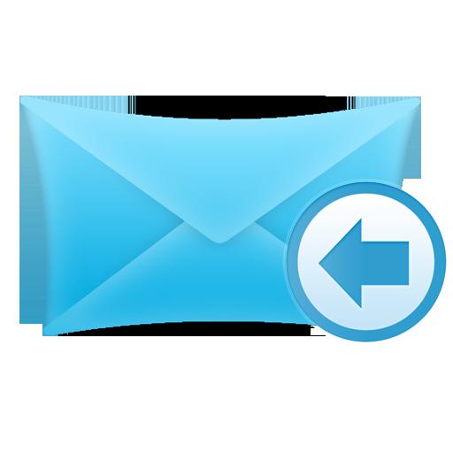 recieve mail