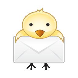 chicken mail