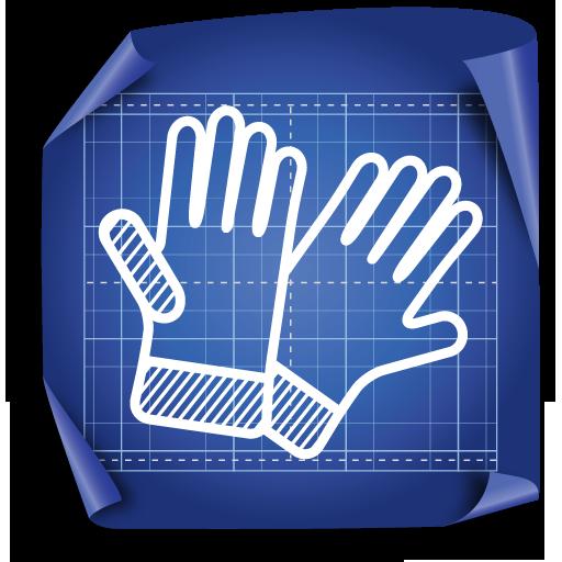 working gloves gant