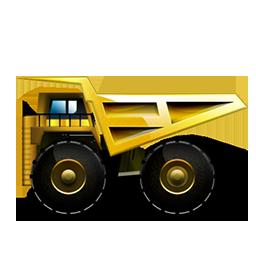 truck batiment