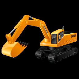 excavator 2 batiment