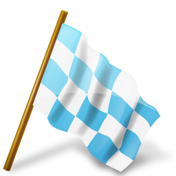 right azure drapeau course