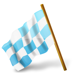 left azure drapeau course