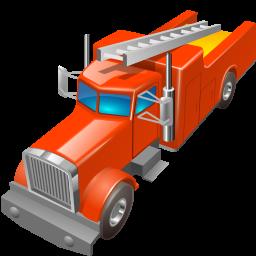 fire engine2 camion pompier