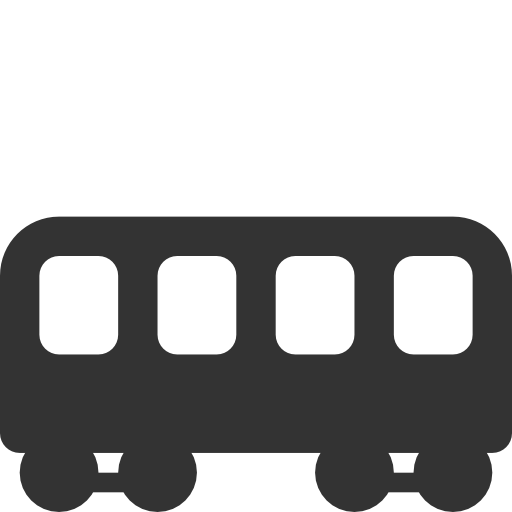 railroad car train