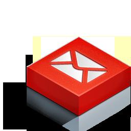 cube 3d mail color02