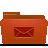 folder red mails