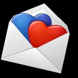mailenvelope hearts