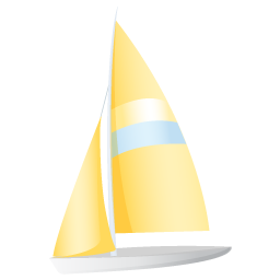 sailing boat bateau