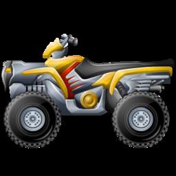 atv racing quad