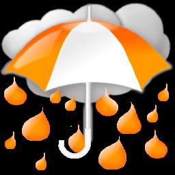 orange weather 73