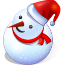 xmas snowman