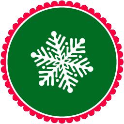 christmas snow flakes 3