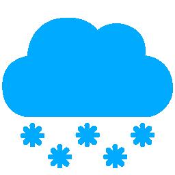 cloud snow