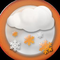 orange weather 92