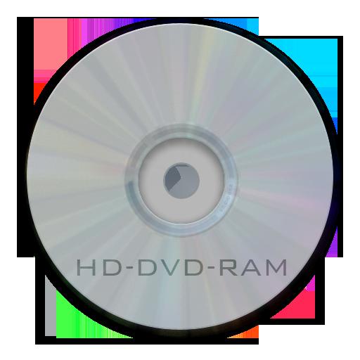 drive hd dvd ram cd