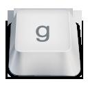 g touche clavier