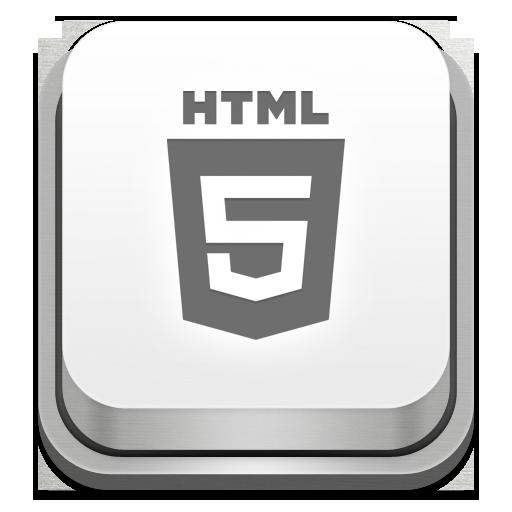 html5 touche clavier