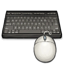 mouse keyboard clavier