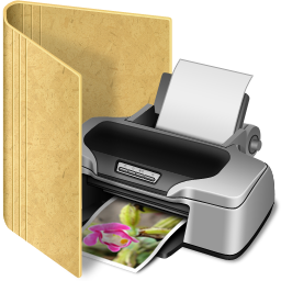 folder printer imprimante