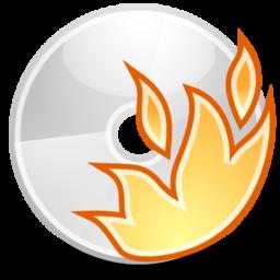 cd burn gravure