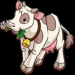cow vache