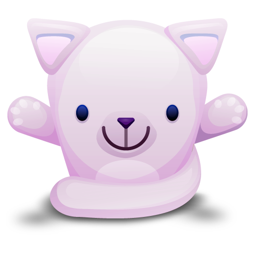 cat pink chat
