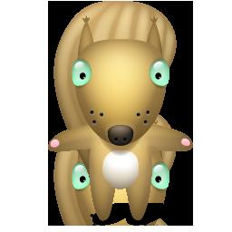 squirrel ecureuil