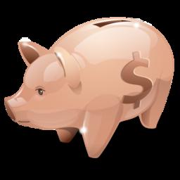 piggy bank 4 cochon