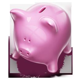 lovely piggy bank cochon