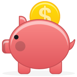 piggy bank cochon