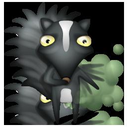 skunk putoi
