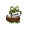 home grenouille