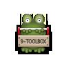 amphibious 9 toolbox grenouille