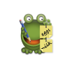 notes grenouille