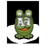 fontswap grenouille