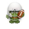 football grenouille