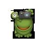 camera grenouille