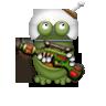 inkvaders grenouille