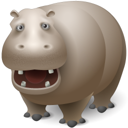 hippopotamus hippopotame