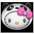 hello kitty panda